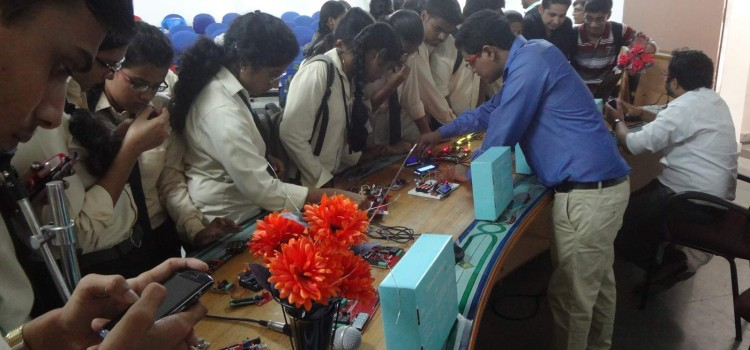 Outreach college #3: Brindavan College of Engineering