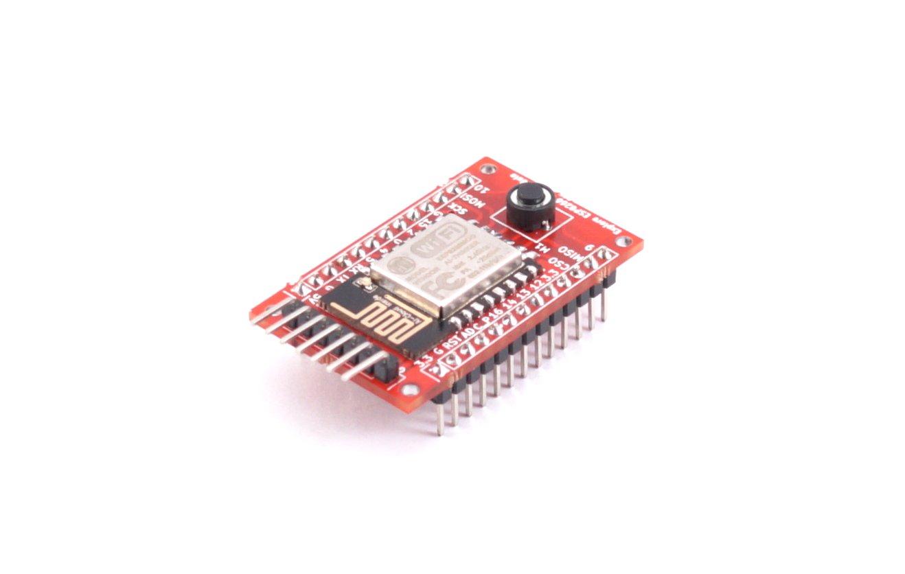 Explore ESP8266 Wi-Fi Module