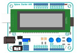 AVR Starter USB With LCD 3d.JPG
